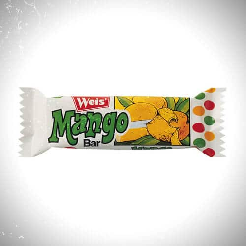 1959 - One of the original mango wrappers