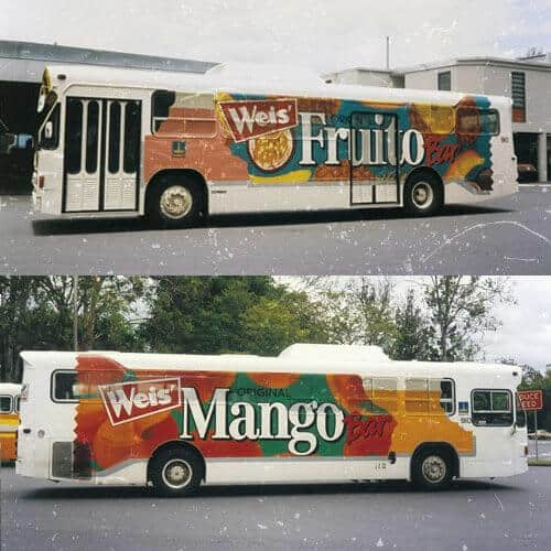 1994 - Spreading the word about Weis in the 90's