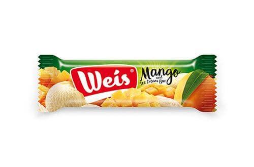 Mango and Ice Cream Bar