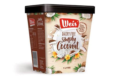 Weis Simply Coconut